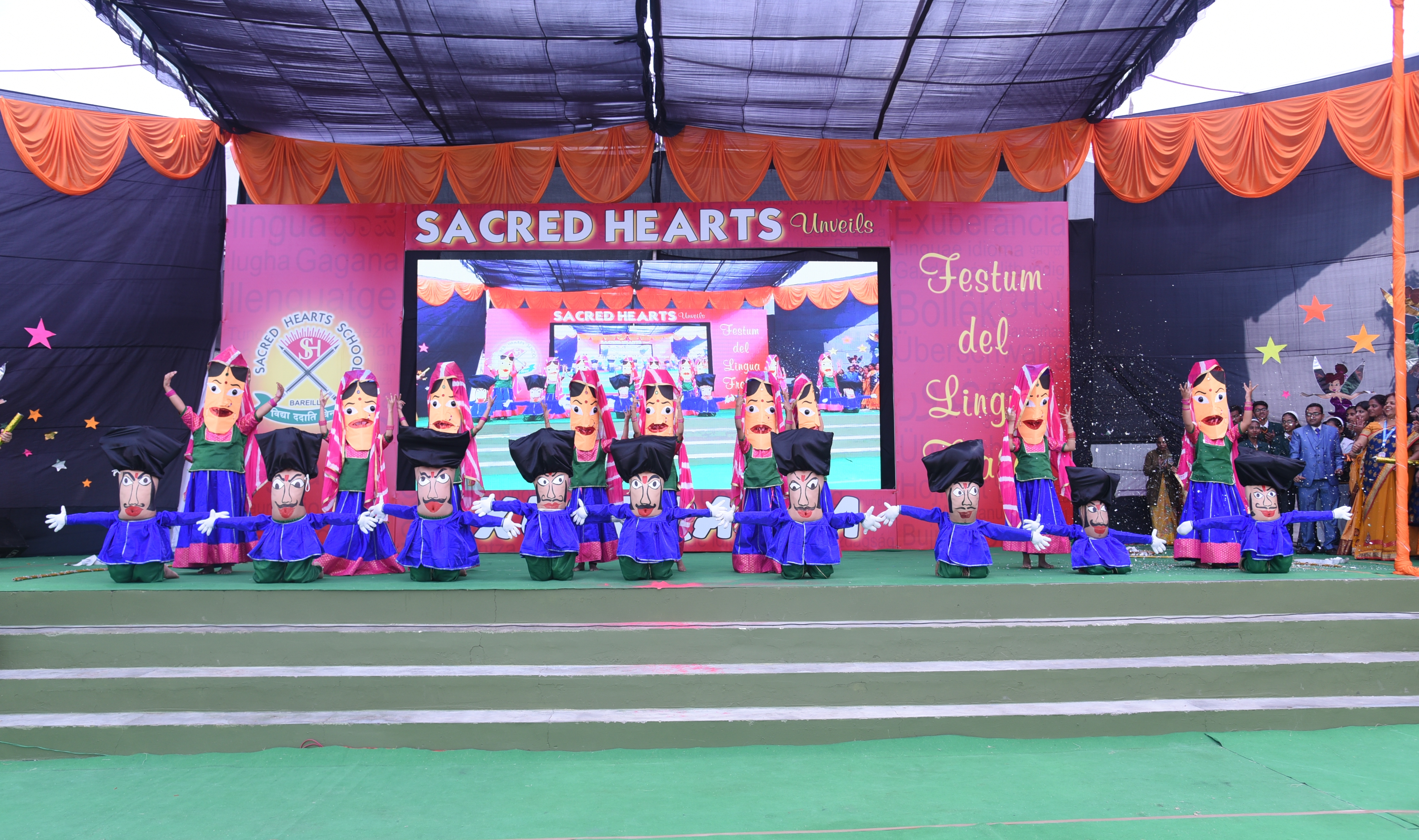 Sacred Hearts Annual Fete was a wonderful day filled with much laughter, fun and community spirit building activities. The rides, games, food arena, dancing and live entertainment were all extremely successful.